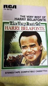 Harry Belafonte The Best (kaset)