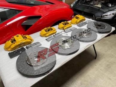 Nismo 2020 Carbon Ceramic Brake kit GTR GTR35 R35