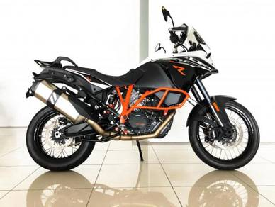 2014 Unregister KTM 1190 Adventure R 1190