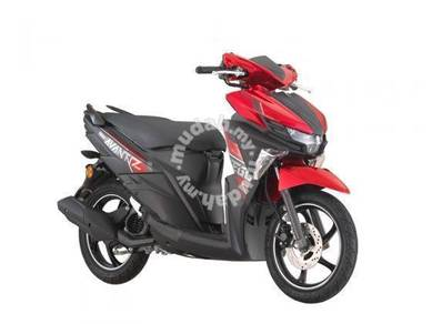 Yamaha ego avantiz 125 (Whatapps-Apply)