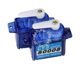 CYS-S0008 8g Micro Plastic Gear servo