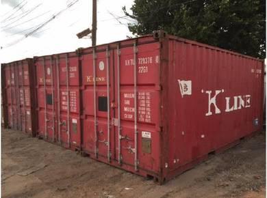 40Feet Container Storage