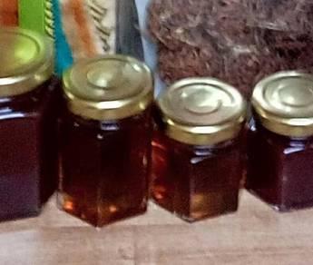 Doorgift / goodies / berkat honey madu in jar