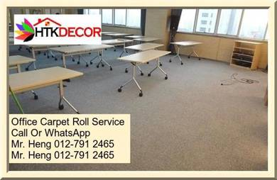 Plain Design Carpet Roll - with install T7DA