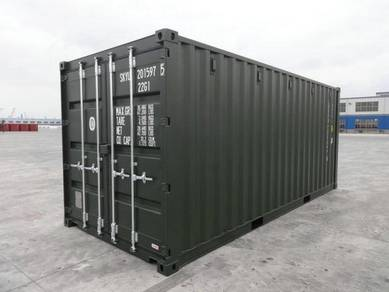 20 Feet HC Full side access container