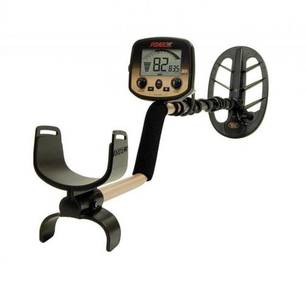Metal detector fisher gold bug