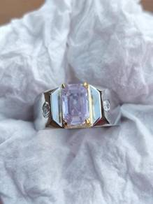 Cincin Nilam Ceylon Sapphire NC13