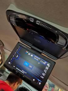 Toyota Perodua Honda Naza Proton Roof monitor