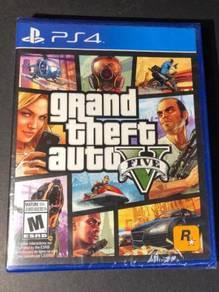 PS4 Game GTA V GTA 5 NEW AND SEALED
