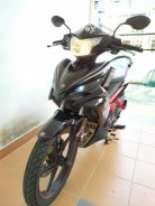 Yamaha LC135 5speed 2013