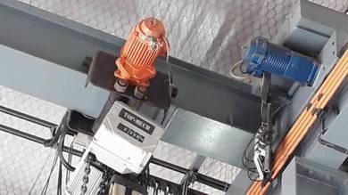 Used 5 Ton Overhead Crane Chain Hoist