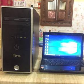 Desktop Pc & Laptop Asus i7