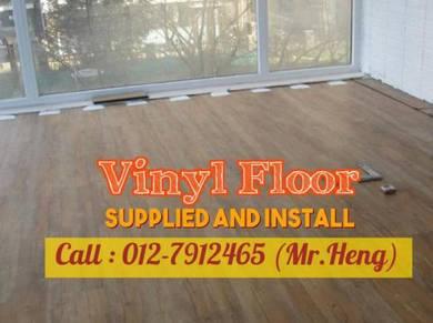 Ultimate PVC Vinyl Floor - With Install 47KT