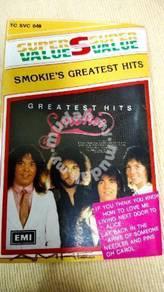 Smokie's greatest hits. (kaset 1987)