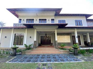{BUNGALOW with POOL} Kemensah Height Ampang, Privacy and Great Access