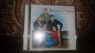 CD Songs From Dawson Creek Vol 2