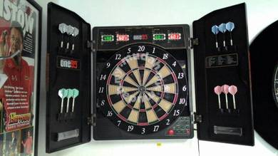 One80 Deluxe Electronic Dartboard