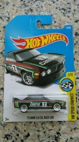 HotWheels '73 BMW 3.0 CSL Race Car Castrol black