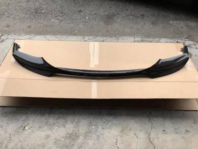 BMW F10 vorsteiner carbon fiber front lip