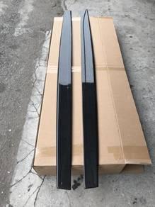 BMW F80 M3 F82 M4 carbon fiber side skirt add on