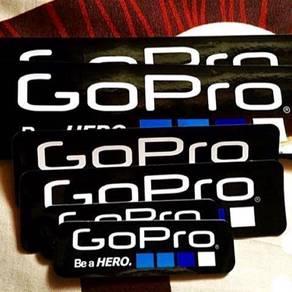Gopro original sticker