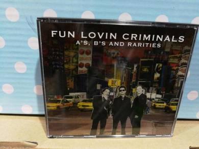 CD Fun Lovin Criminals - As, Bs and Rarities 3CD