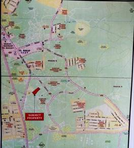 Freehold, First Grade Land for Sale in Sungai Bakap Town. Negotiable