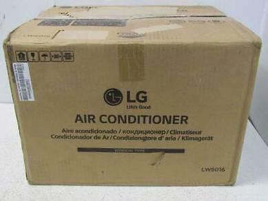 LG 5,000 BTU Window Air Conditioner LW5016