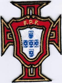 Portugal Portuguese National Football Patch Badge