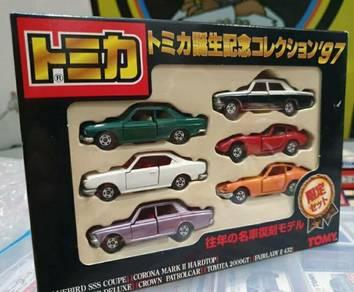 Tomica japan set made in japan