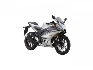 Yamaha YZF- R25 Year 2020 New Model Promosi Hebat!