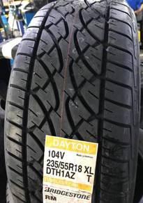 Tayar Baru Kia Sportage Sorento Size 235 55 18