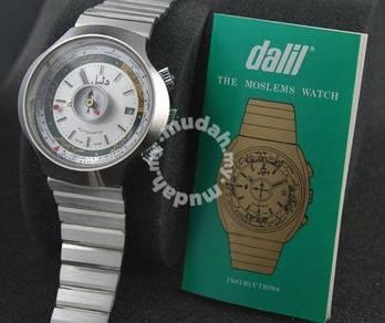 DALIL KURSI Swiss Prayer Qiblat Watch DEADSTOCK