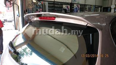 Peugeot 208 spoiler ducktail