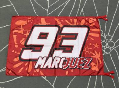 Bendera Marquez 93 Honda Repsol Motogp