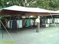 Alatan Perniagaan Bunle Pasar Malam untuk pindah