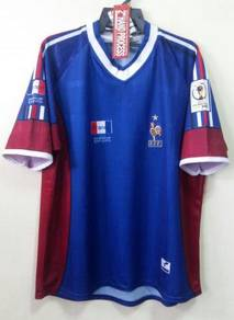 Rare jersey france tribute world cup 2002 genuine