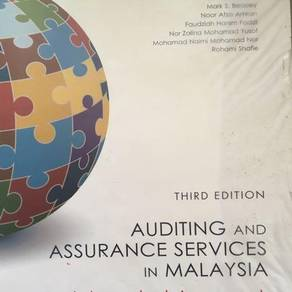 Used Audit & Assurance Reference Book