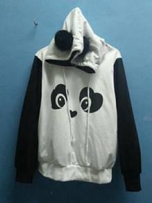 Cute Panda hoodies sweater hood