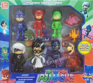 PJ Masks Characters Super Hero Suit 2