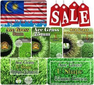 MERDEKA SALE Artificial Grass / Rumput Tiruan 05