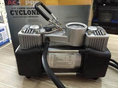AC PRO 12V 150PSI battery heavy duty compressor