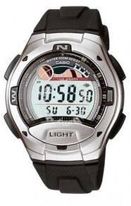 Watch - Casio Tide Moon W753-1AV - ORIGINAL