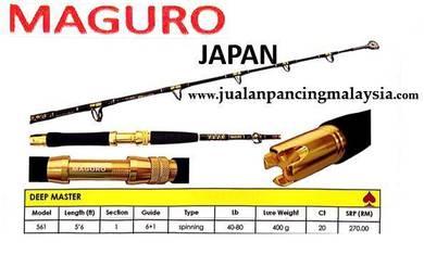 Maguro deep master rod