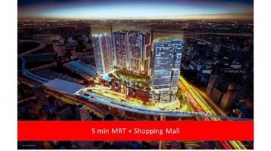 ( MRT Linked ) with Shooping Mall - Bandar Putra Permai