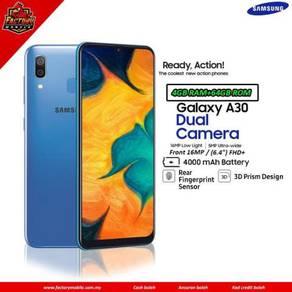 Samsung galaxy A30 [4+64GB ] SME FOC RM1000