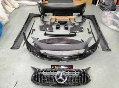 Mercedes AMG-GT R Coupe Complete Bodykit