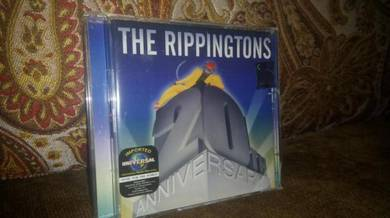 CD The Rippingtons - 20th Anniversary CD/DVD