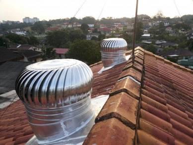 A284-aust roof attic ventilator/exhaust fan