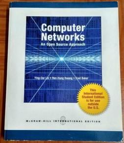 Computer Networks An Open Source Approach
